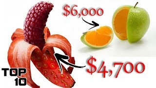 Top 10 Most Expensive Fruit From Around The World