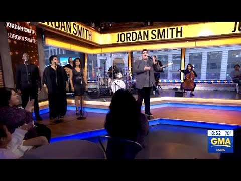 Jordan Smith Performs Only Love Live Gma