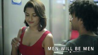 MEN WILL BE MEN  | PICKUP GONE WRONG IN ELEVATOR
