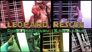 Leopard Attack in India, Karnataka
