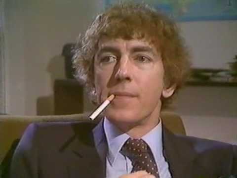 Peter Cook obituary (Newsnight, 1995)