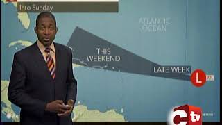 Caribbean Travel Weather   Saturday August 19th, 2017 To Sunday August 20th 2017