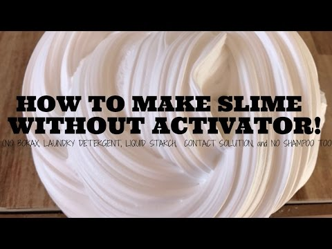 Diy slime without activator how to make slime with wood glue no diy slime without activator how to make slime with wood glue no borax playit download videos and mp3s ccuart Images