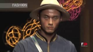 VIVIENNE WESTWOOD Spring Summer 2012 Menswear Milan - Fashion Channel