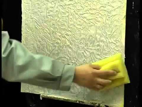 Как изготовить декоративную штукатурку своими руками