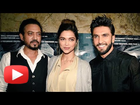 Xxx Mp4 Ranveer Singh Deepika Padukone At Madaari Screening 3gp Sex