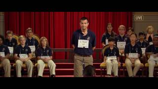 Bad Words movie best scene 1080p- LONGEST word spelling BEE