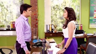 Sanjana To THROW Sajan OUT Of Office | May I Come In Madam | 9 November 2016