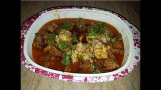 Bong Salan With Bheja Recipe by hamida dehlvi