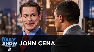 """John Cena - """"Elbow Grease"""" & Bringing the WWE to China 
