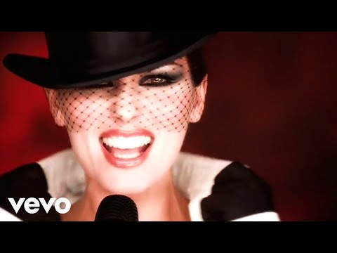 Shania Twain Man I Feel Like A Woman Official Music Video