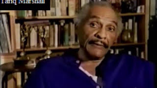 Rare Interview with William Marshall (Blacula)