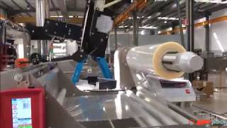 SVM 32 Continuous TTO on Lafer Packaging Line in Italy Market