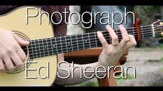 Photograph - Ed Sheeran | Fingerstyle Guitar Interpretation