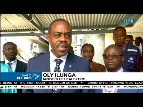 UN WHO concerned about the latest Ebola outbreak in DRC