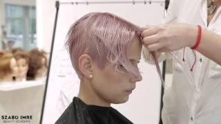 Szabó Imre Beauty Academy - Rövid női hajvágás