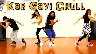 Kar Gayi Chull - Kapoor & Sons| Dance video | Dance Mania | Choreography by Shetty