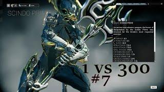WARFRAME SCINDO PRIME EXECUTIONER  1 vs 300 Series #7