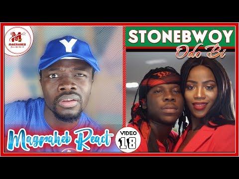 Xxx Mp4 The Most Boring Stonebwoy Video EVER Magraheb Reacts To Odo Bi Ft Sarkodie 🔥 3gp Sex
