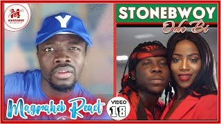 The most boring Stonebwoy video EVER? Magraheb Reacts to Odo Bi ft Sarkodie 🔥