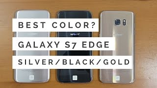 What's the best color for the Samsung Galaxy S7 Edge?