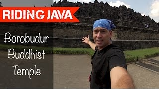 Borobudur Buddhist Temple | Traveling with Mark #8