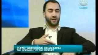 The Life of Prophet Muhammad (saww) 1 (his (s) wives) Syed Ammar Nakshawani, Muhammed (s)
