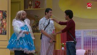 حمدي ميرغني بيتريق على بداياته في المسرح