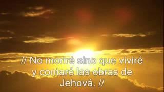 BENDITO SEA JEHOVA MI ROCA; SENOR ¿A QUIEN IREMOS?; VOZ DE JUBILO: JEHOVA ES MI GUERREO
