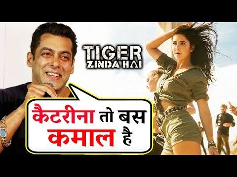 Xxx Mp4 Salman Khan REACTION On Katrina Kaif Role In Tiger Zinda Hai 3gp Sex