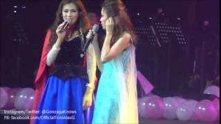 AG FROM THE EAST: The UnExpected Concert - Toni and Alex Spiel