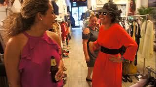 Fashion & Beauty Party en A pies juntillas Concept store