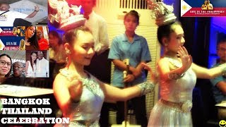 BANGKOK THAILAND CELEBRATION ONE OF THE TOP TOURIST SPOTS IN SOUTHEAST ASIA