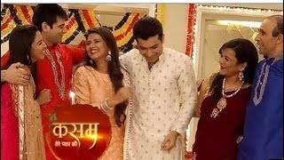 Kasam Tere Pyaar Ki -26th August 2018 Upcoming Updates And News