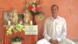 Purva – vorne, früher, vorangegangen - Sanskrit Wörterbuch