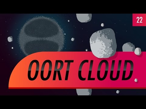 The Oort Cloud Crash Course Astronomy 22