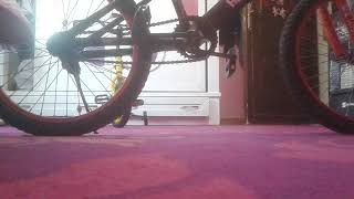 كيف تفك جنزير دراجه هوائية وتركيب الجنزير