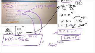Relative Growth Rate Calculus