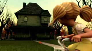 Monster house part 1 (english) rights to amazon.com