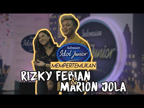 Xxx Mp4 Indonesian Idol Junior Mempertemukan Rizky Febian Marion Jola 3gp Sex