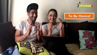 TV Heart-throb Sanam & Abigail