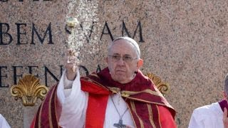 Did Pope Francis question the existence of hell?