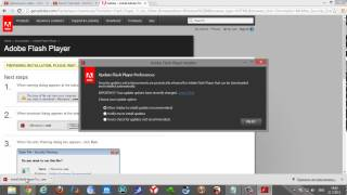 How to Download - Install Adobe Flash Player