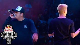 SKONE vs. JOTA MC - Octavos: Final Internacional 2017