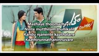 Mazhaye Thoomazhaye HD Lyrics - Pattam Pole