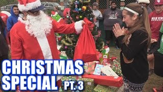 UNBOXING OUR CHRISTMAS PRESENTS! | Offseason Softball League