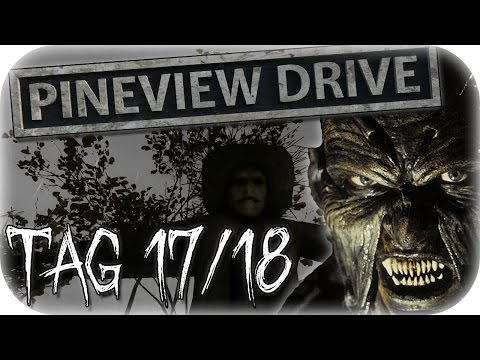 Hallende Schreie! - Pineview Drive #12 [Let's Play Pineview Drive Gameplay Deutsch HD]
