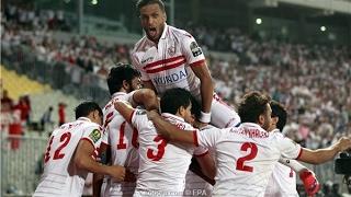 اهداف مباراة ( الزمالك 3-2 طلائع الجيش  ) الدورى المصرى