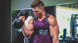 Python Pipes | Old School Swoldier Nation Arm Workout