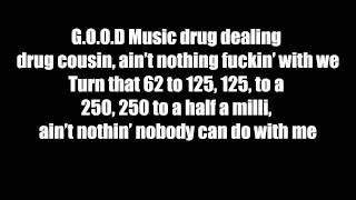 Kanye West   Clique Lyrics On Screen